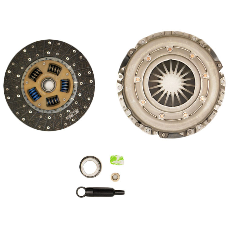 1973 Pontiac LeMans Clutch Kit