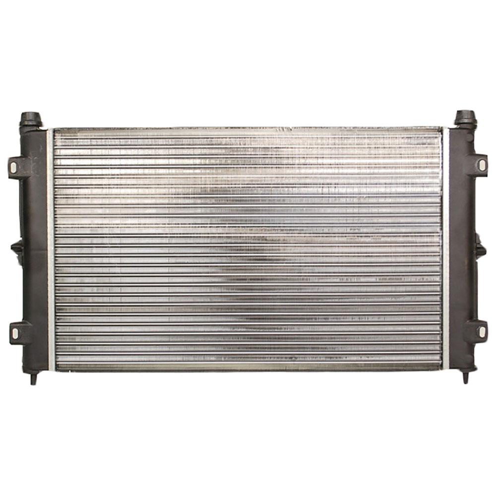 Chrysler Cirrus Radiator