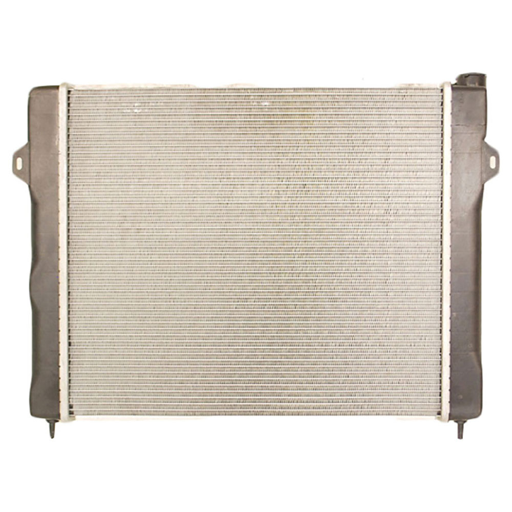 Jeep Grand Cherokee Radiator
