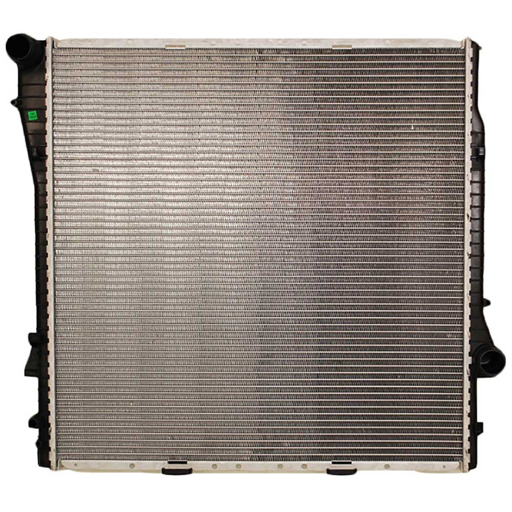 2003 BMW X5 Radiator 3.0L Models With Automatic