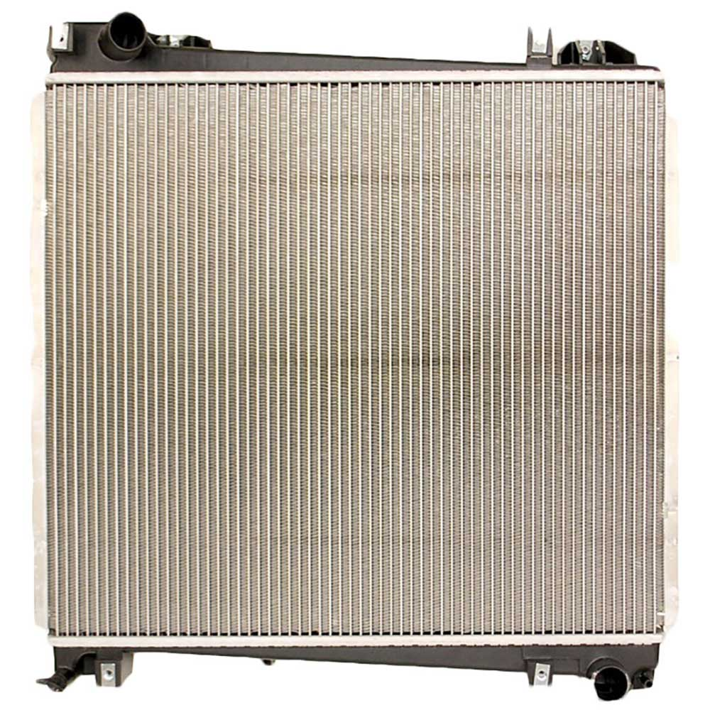 Mercury  Radiator