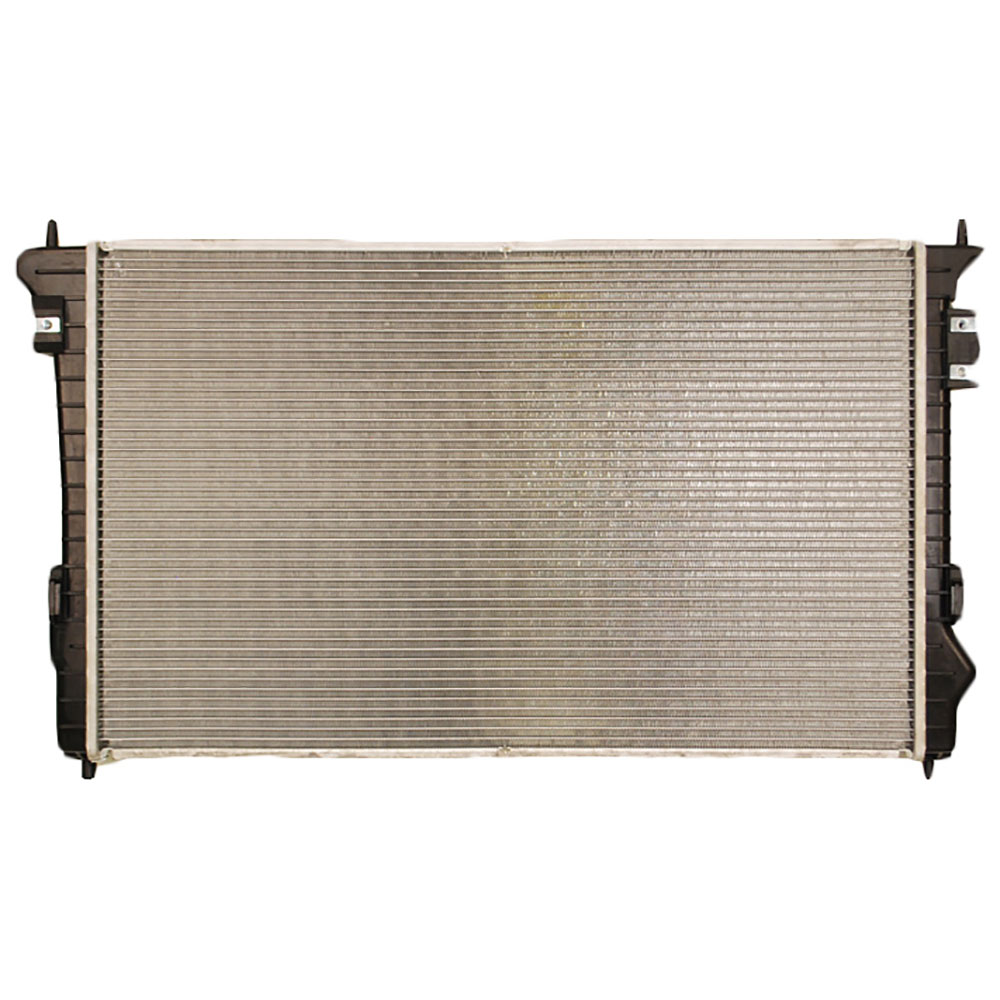 Radiator 19-01099 AN