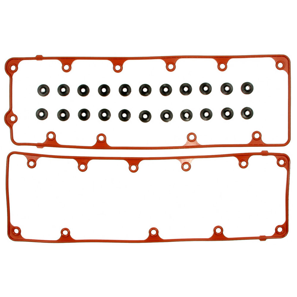 ford crown victoria engine gasket set - valve cover parts, view