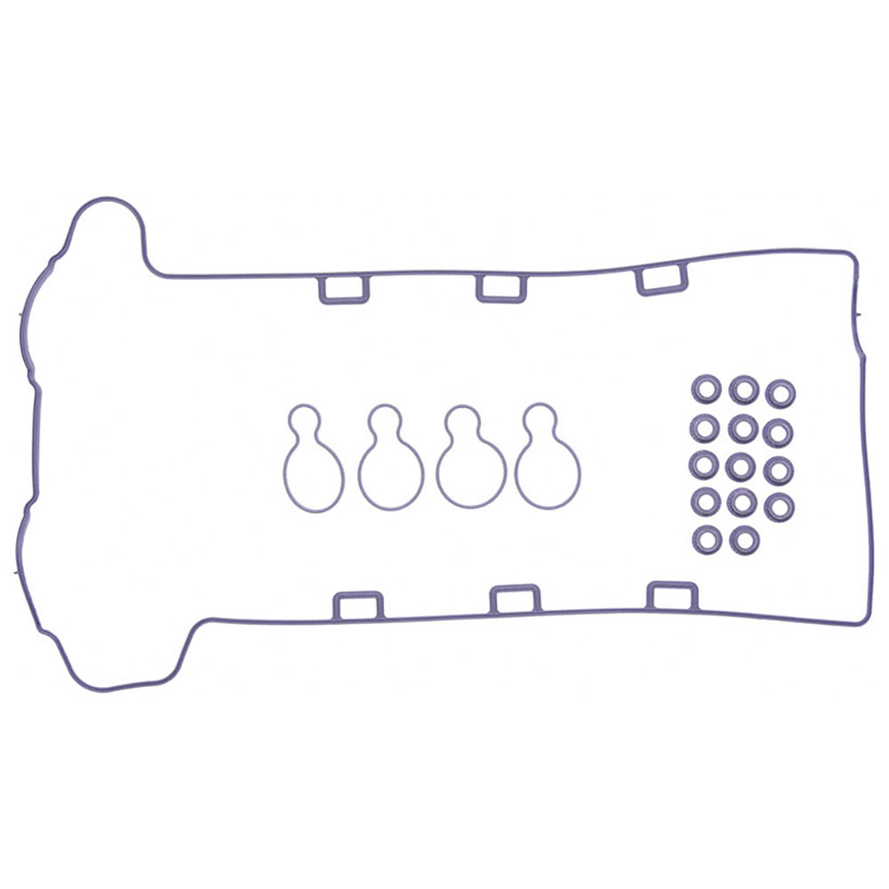 Oem Oes Engine Gasket Set Valve Covers For Pontiac Grand Am 2003 Saturn Ion Head Cover