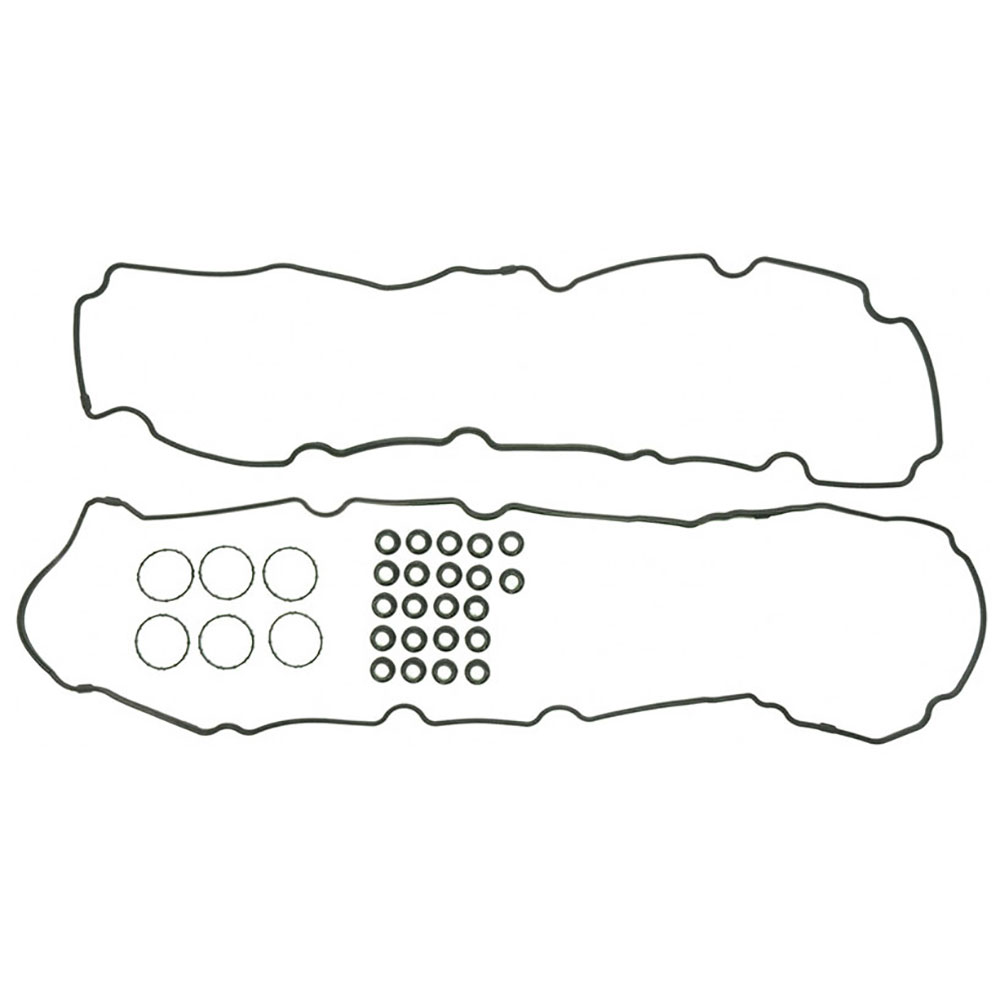 Lincoln Zephyr Engine Gasket Set - Valve Cover
