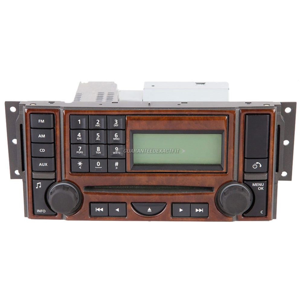Land_Rover Range Rover Radio or CD Player