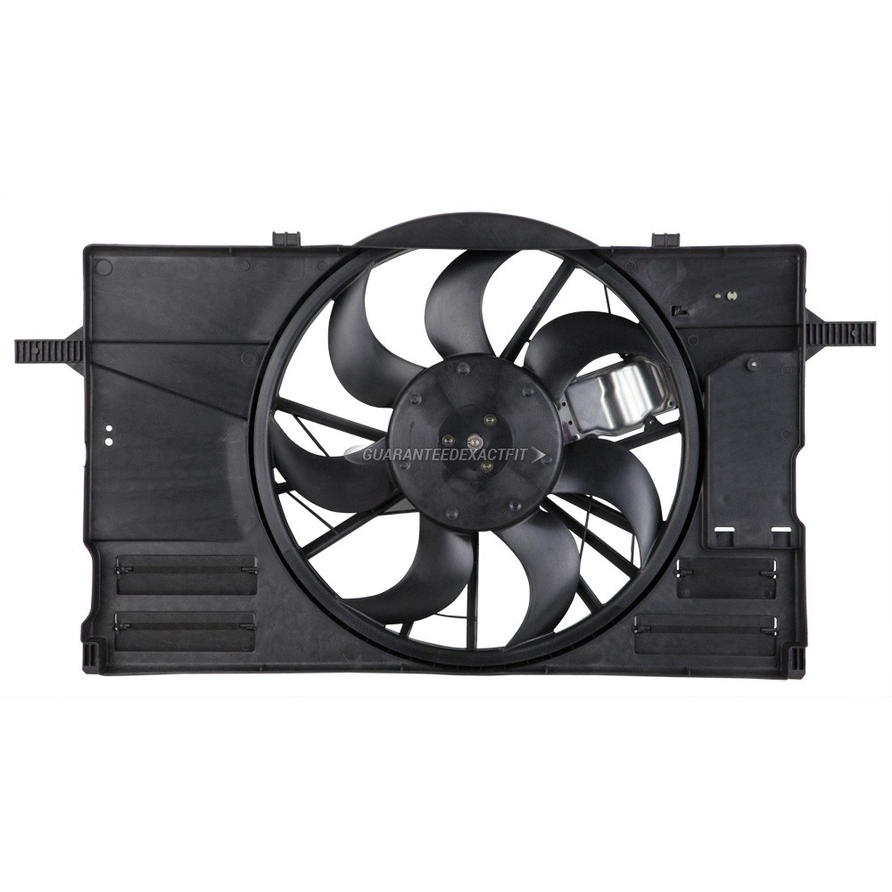 Volvo  Cooling Fan Assembly
