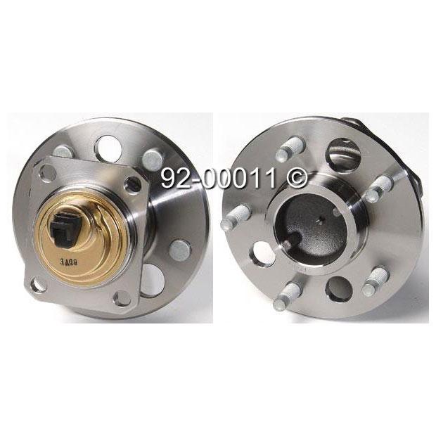 Oldsmobile Cutlass Wheel Hub Assembly