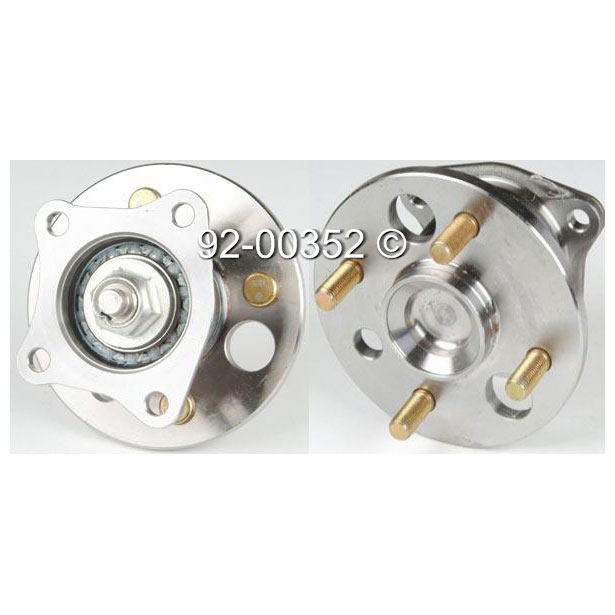 Wheel Hub Assembly 92-00352 ON