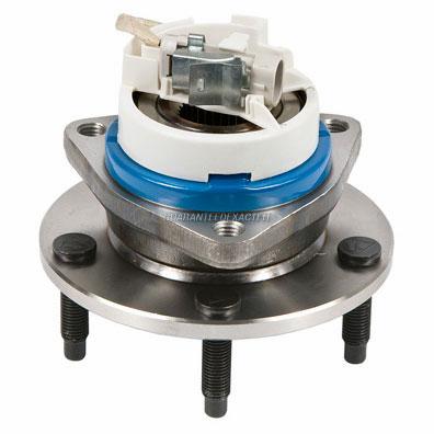 Chevrolet Corvette Wheel Hub Assembly