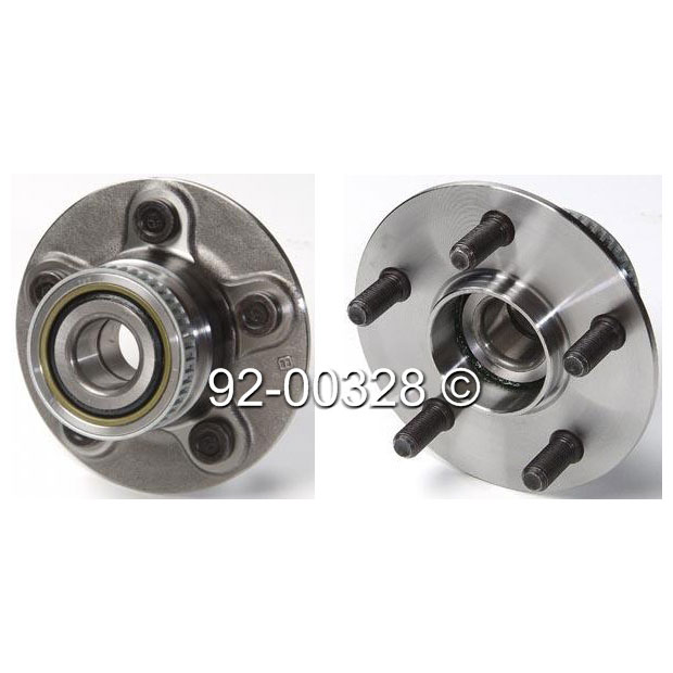 Dodge Neon Wheel Hub Assembly