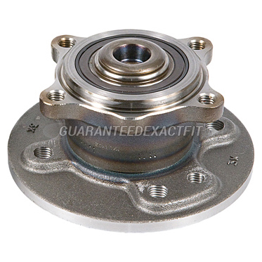 Mini  Wheel Hub Assembly