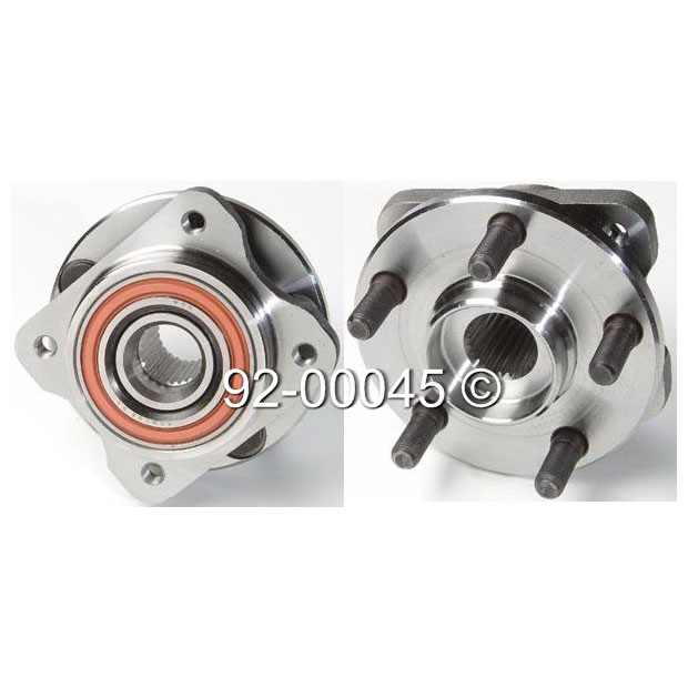 Dodge Spirit Wheel Hub Assembly