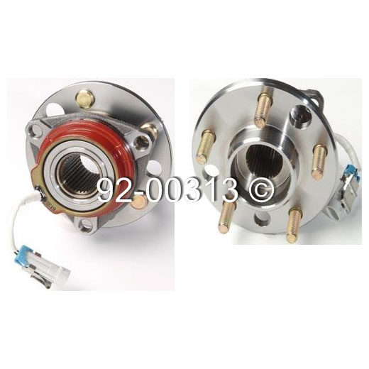 Wheel Hub Assembly 92-00313 ON