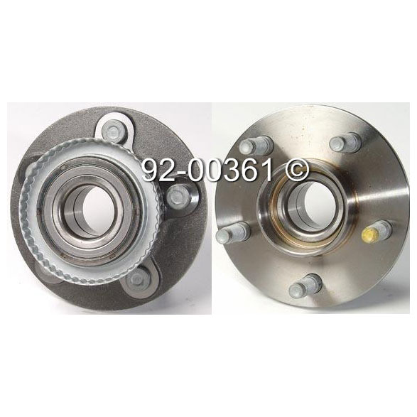 Ford Crown Victoria Wheel Hub Assembly