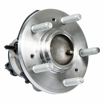 Lincoln LS Wheel Hub Assembly