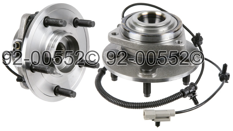 Jeep Commander Wheel Hub Assembly