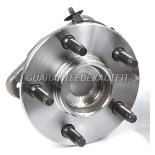 Mercury Mountaineer Wheel Hub Assembly