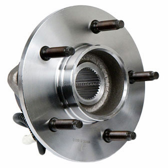 Ford  Wheel Hub Assembly