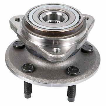 Mazda B-Series Truck Wheel Hub Assembly