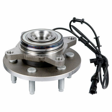 Ford Expedition Wheel Hub Assembly