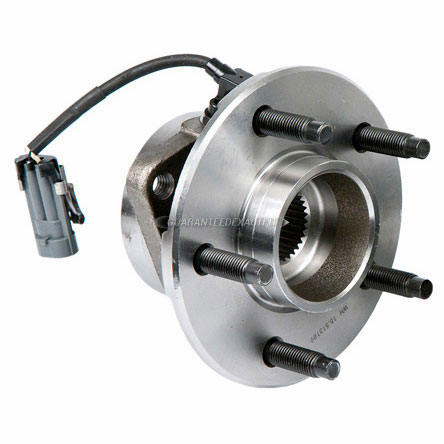 Pontiac Torrent Wheel Hub Assembly