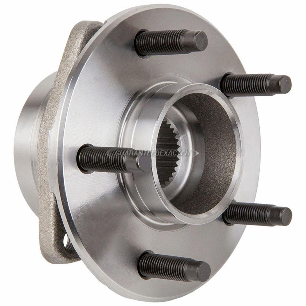 2002 Saturn Vue Wheel Hub Assembly