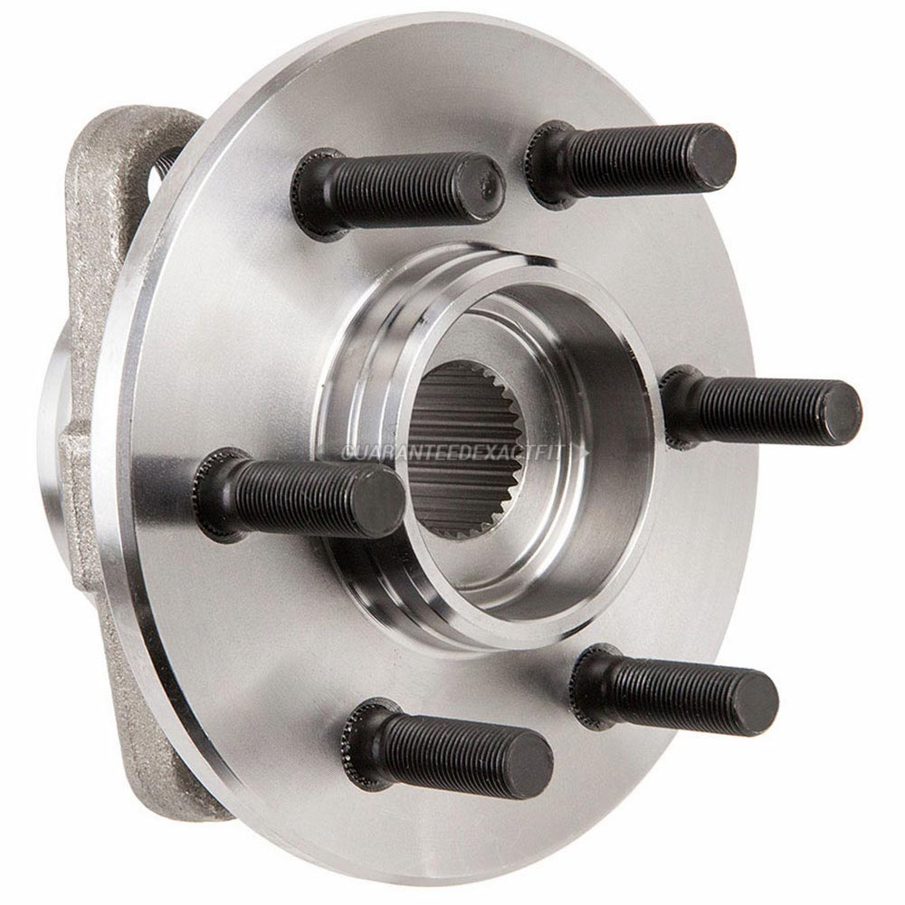 Dodge Durango Wheel Hub Assembly