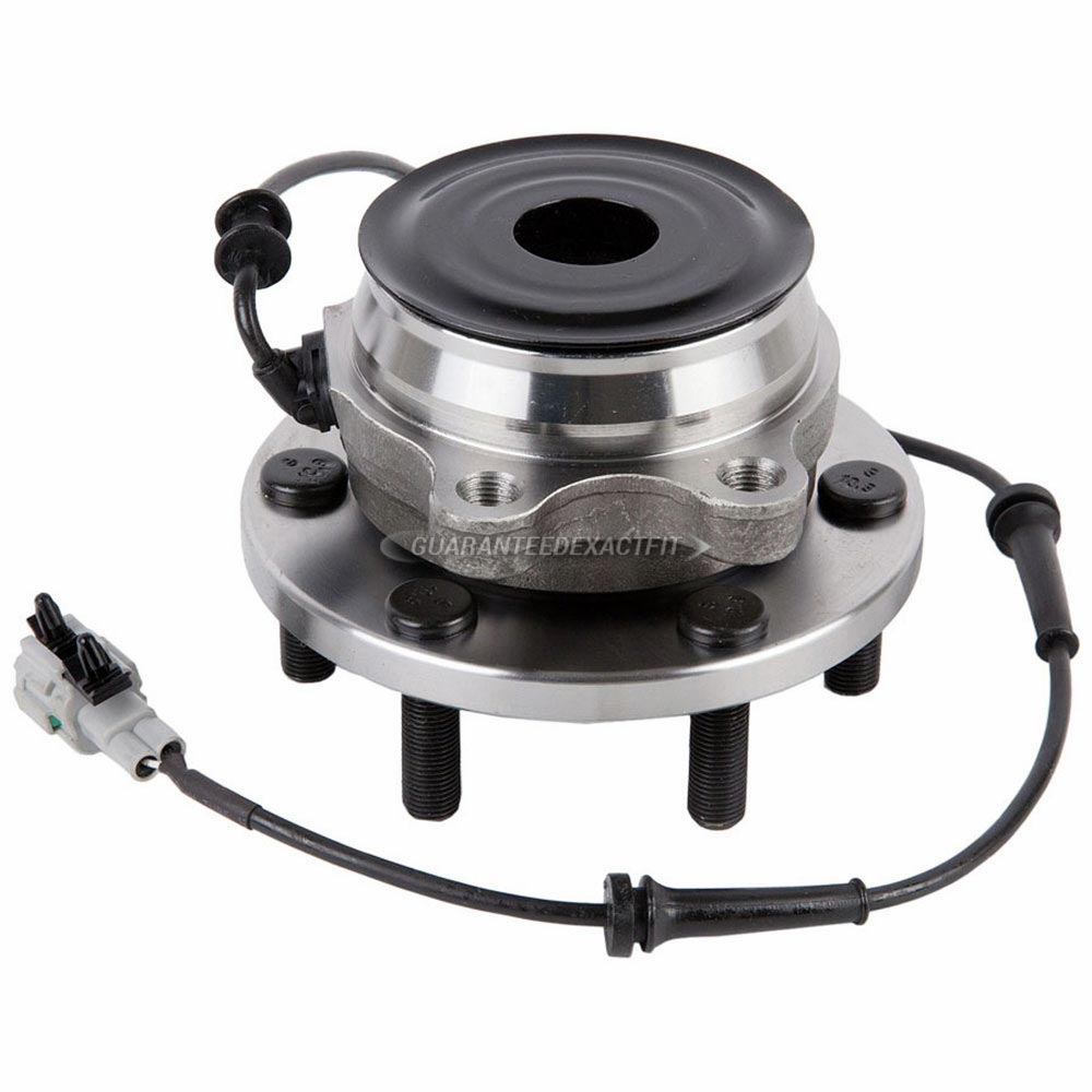 Nissan Xterra Wheel Hub Assembly