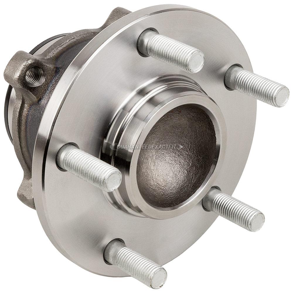 Mazda 3 Wheel Hub Assembly
