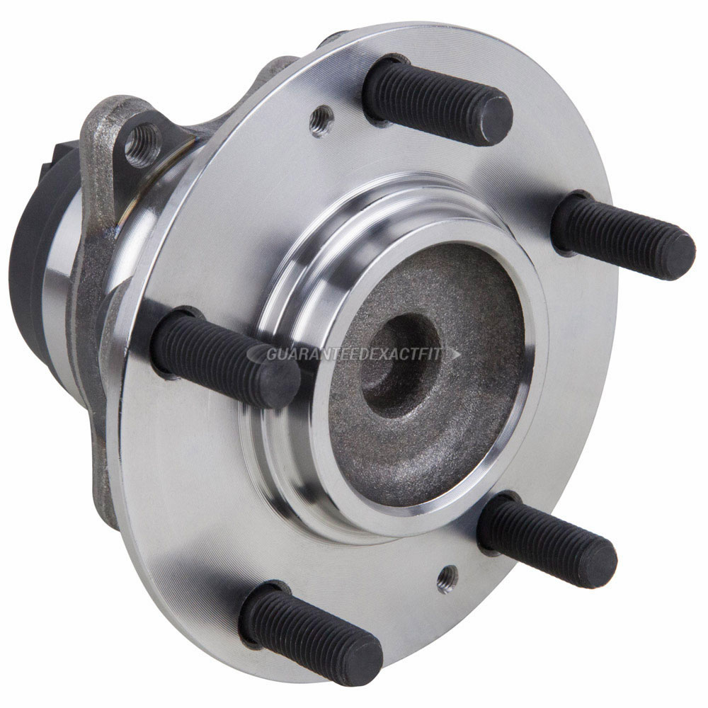Kia Soul Wheel Hub Assembly