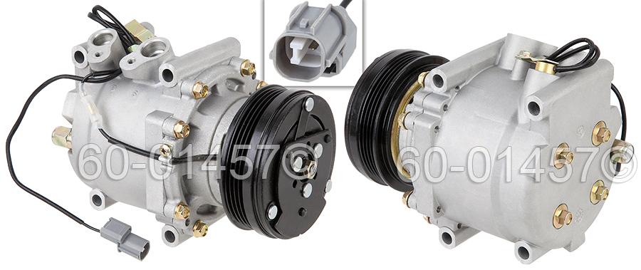 Honda CRV New xSTOREx Compressor w Clutch