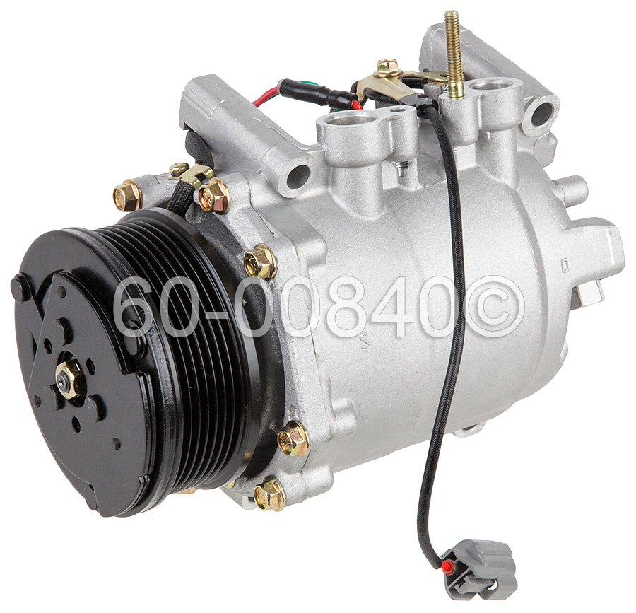 A c compressor and components kit 60 80501 r6 a c for 2011 honda crv motor oil type