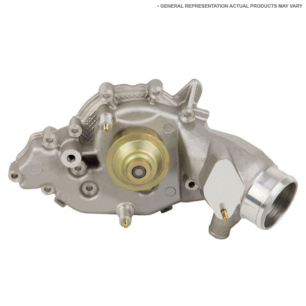 BMW 323i Water Pump Kit