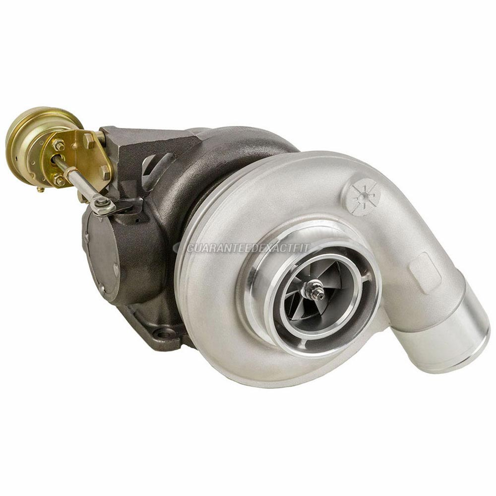 BuyAutoParts 40-30570AN Turbocharger