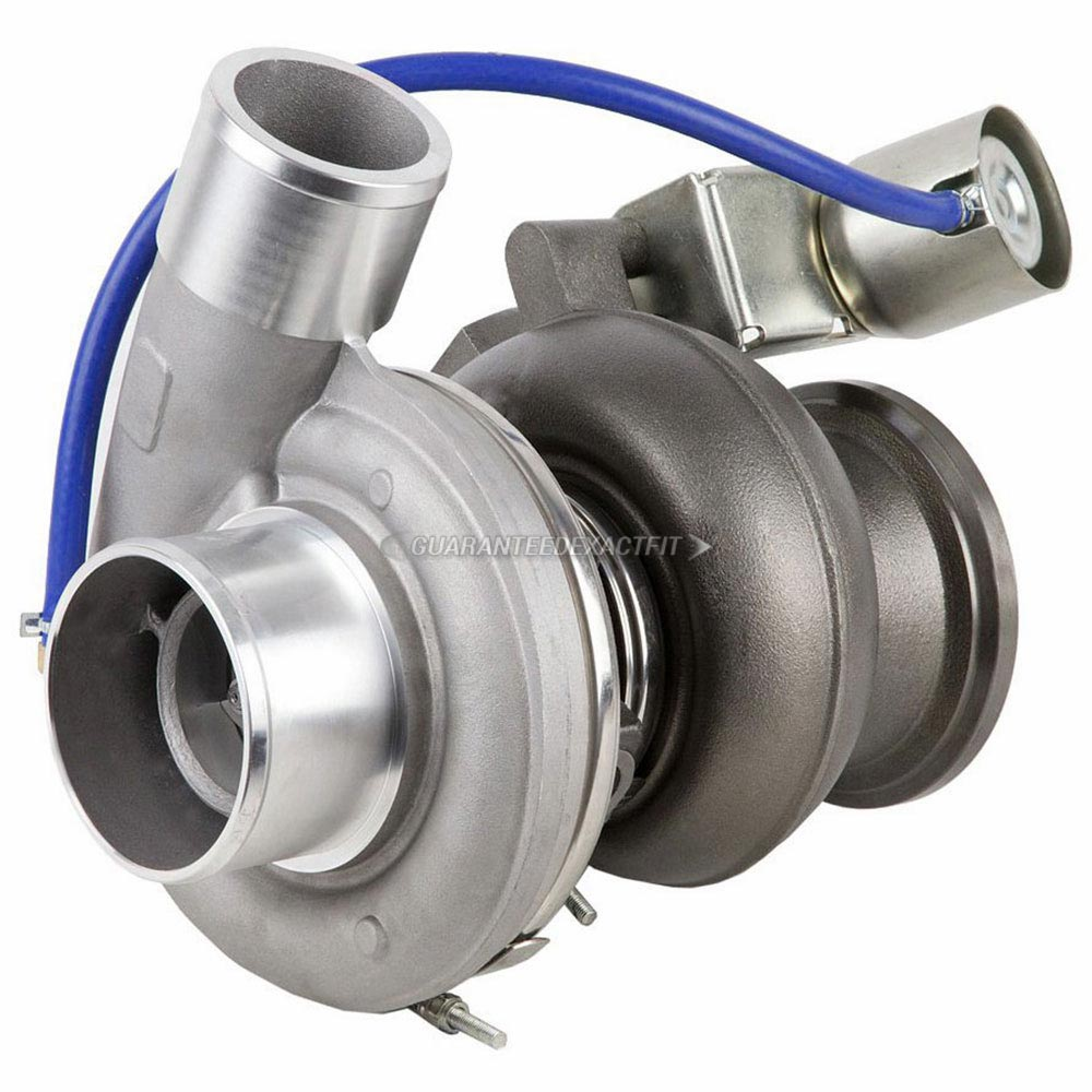 BuyAutoParts 40-30828AN Turbocharger
