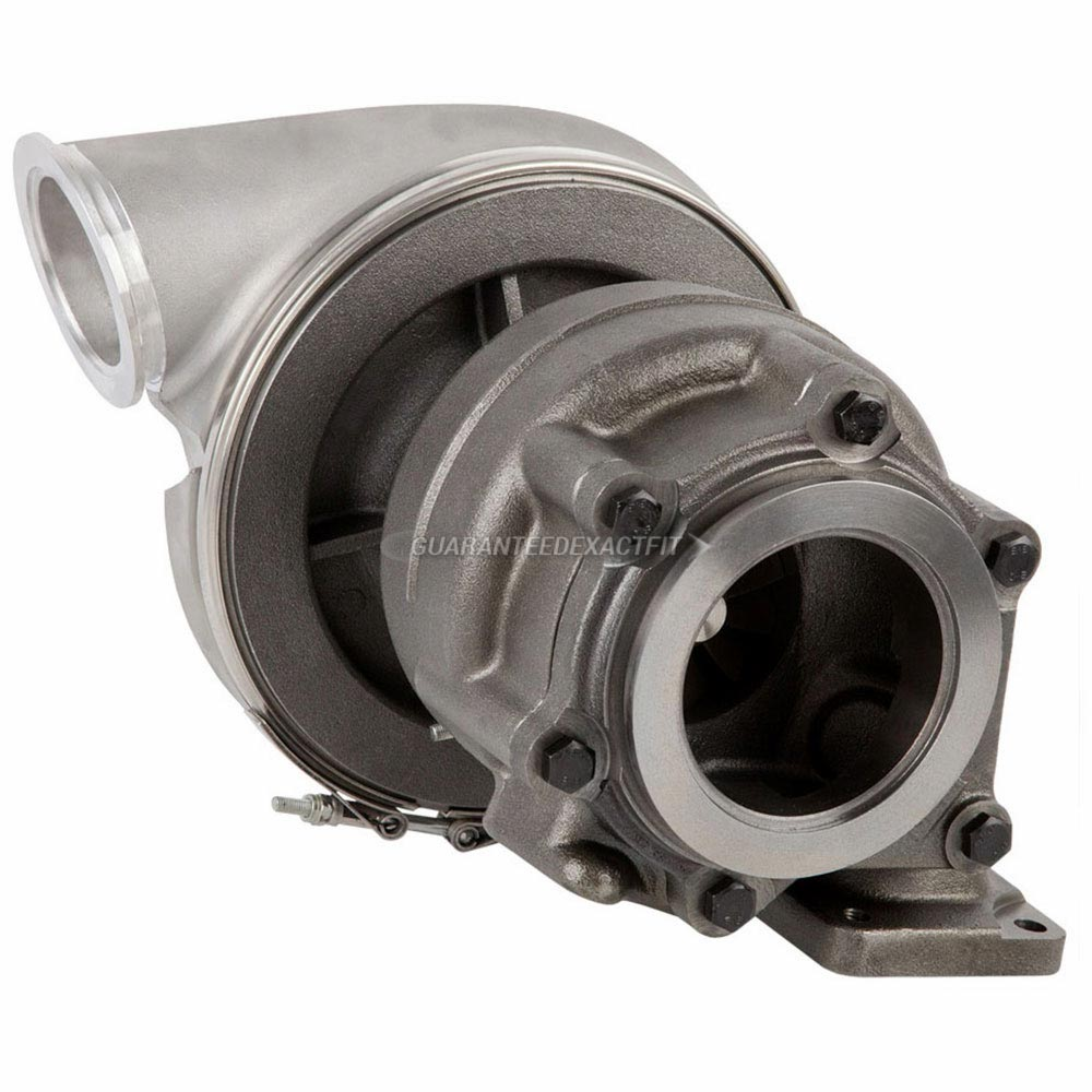 Heavy Duty Turbochargers : Volvo heavy duty trucks all model turbocharger