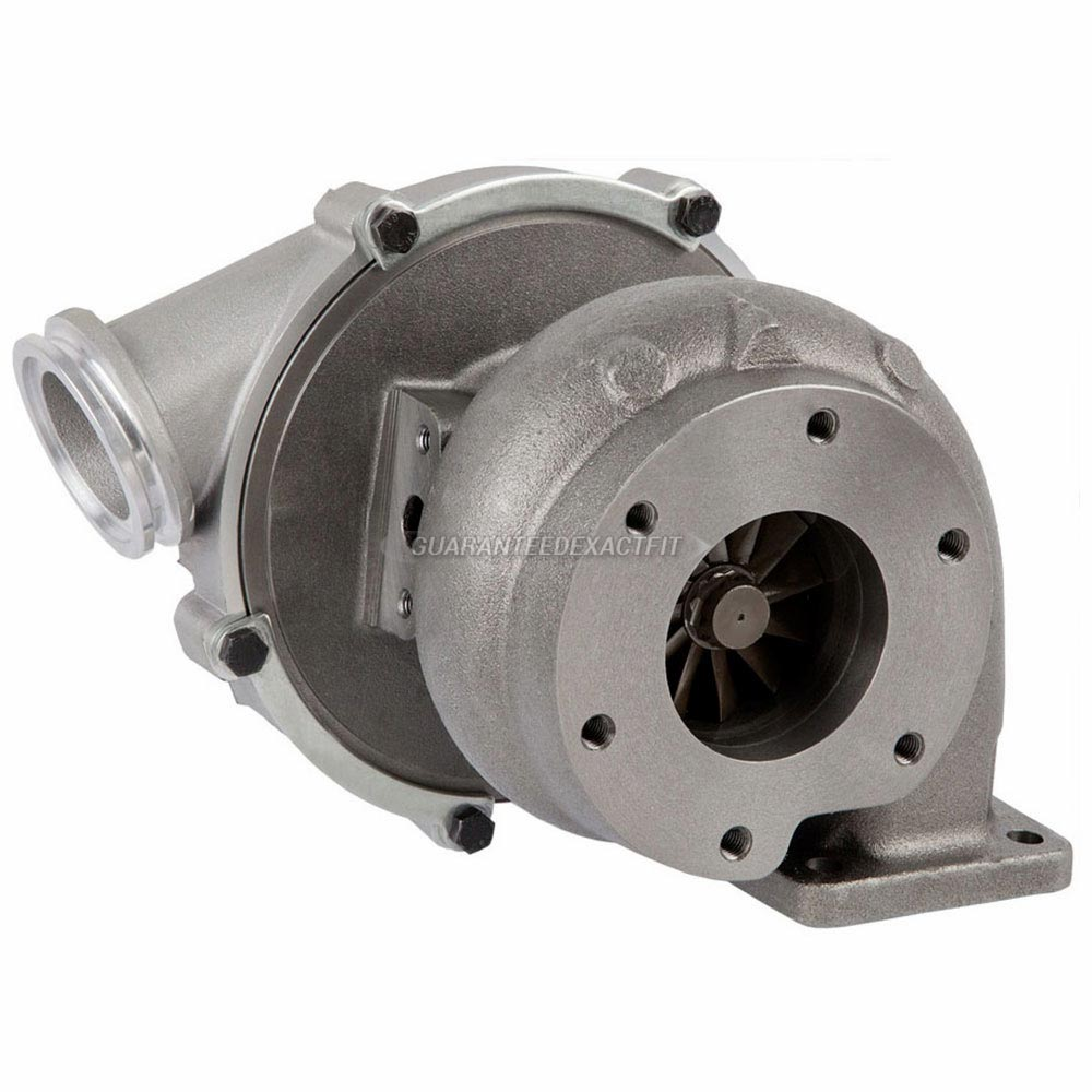 Heavy Duty Turbochargers : Man heavy duty engines all models turbocharger