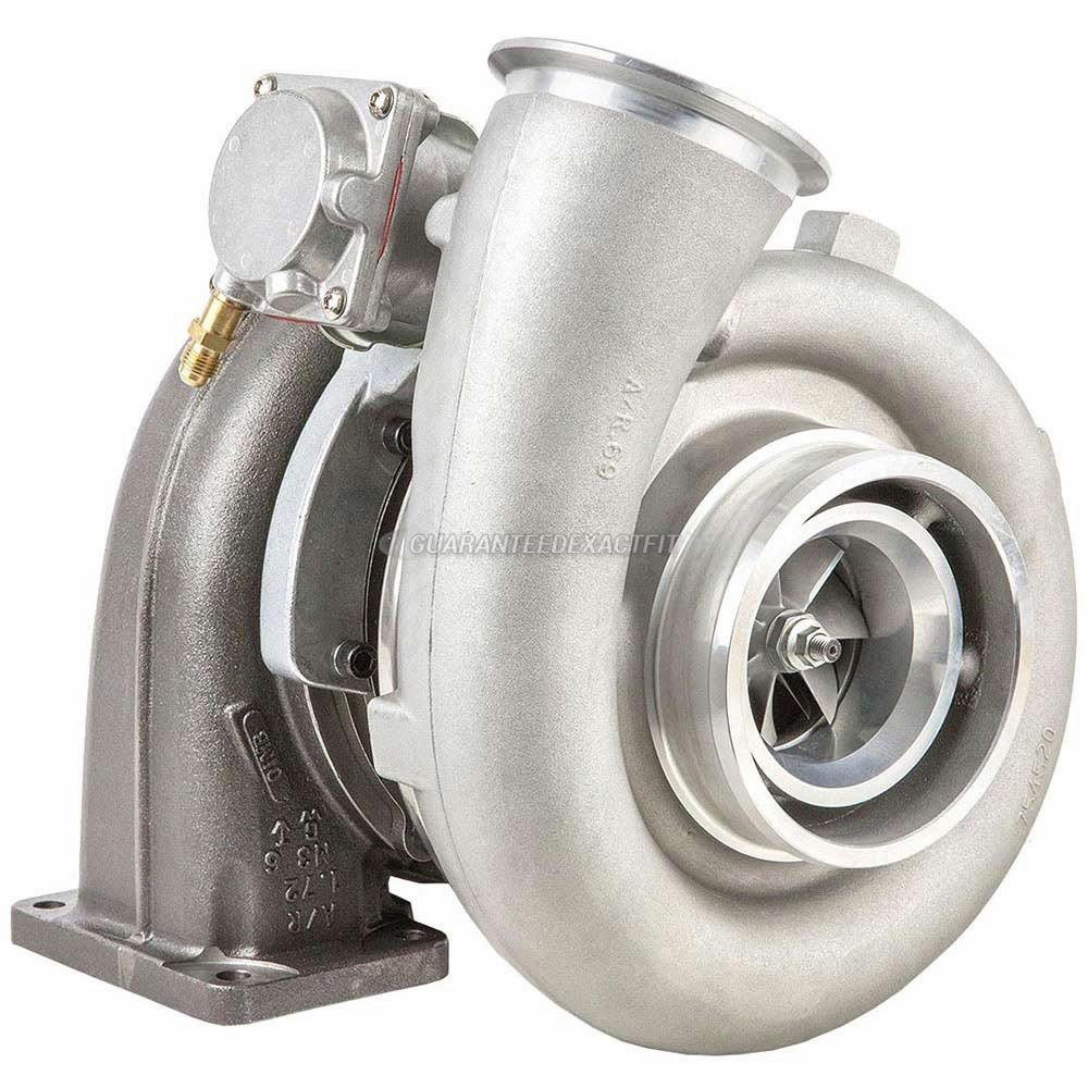 Detroit Diesel Engines  Turbocharger