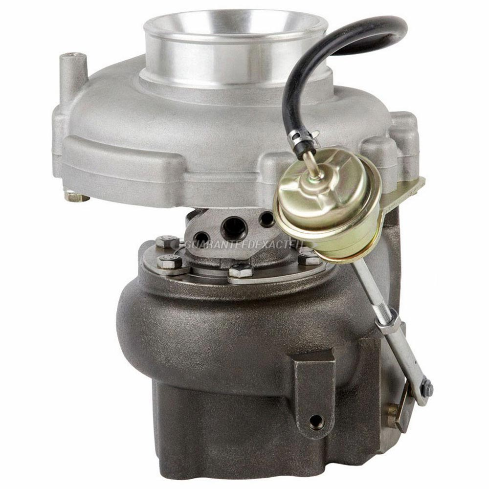 BuyAutoParts 40-30841AN Turbocharger