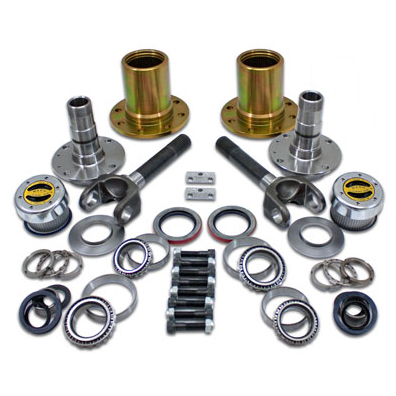 Axles and Axle Bearings