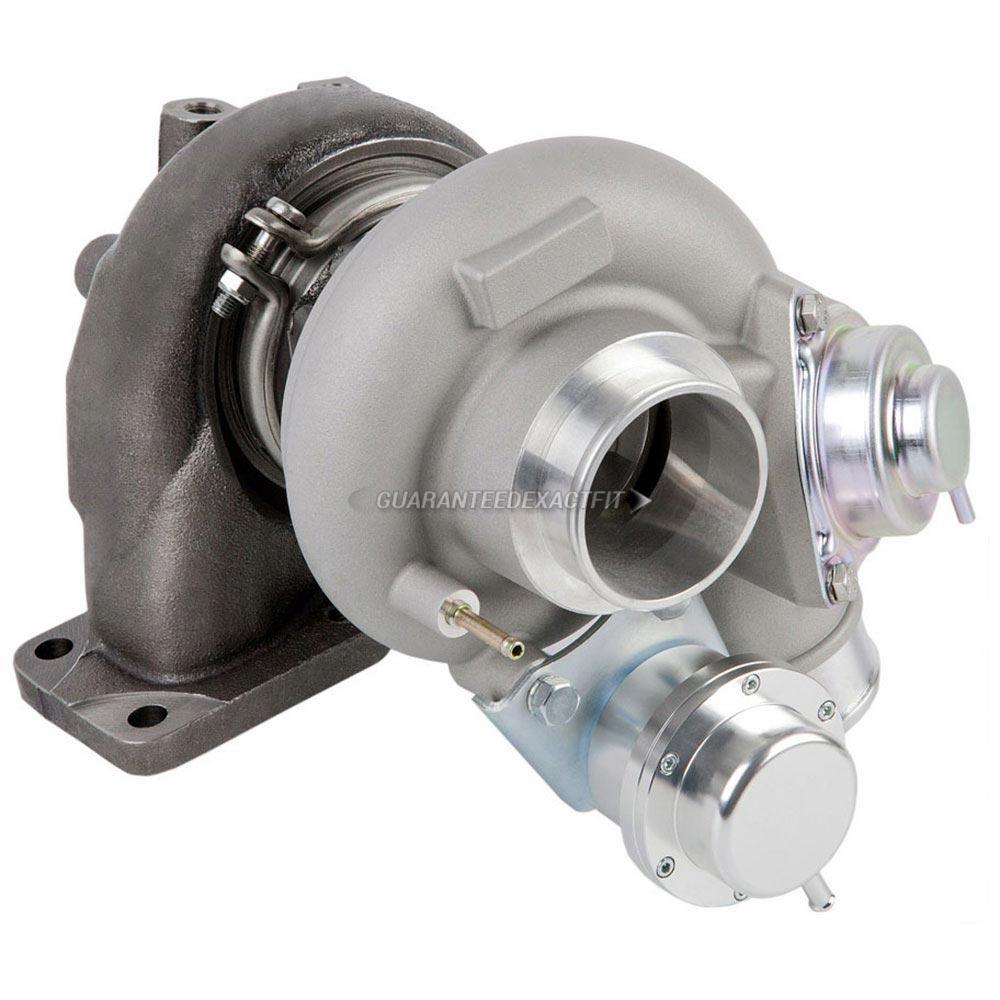 Aftermarket Hyundai Parts: Hyundai Genesis Coupe Turbocharger