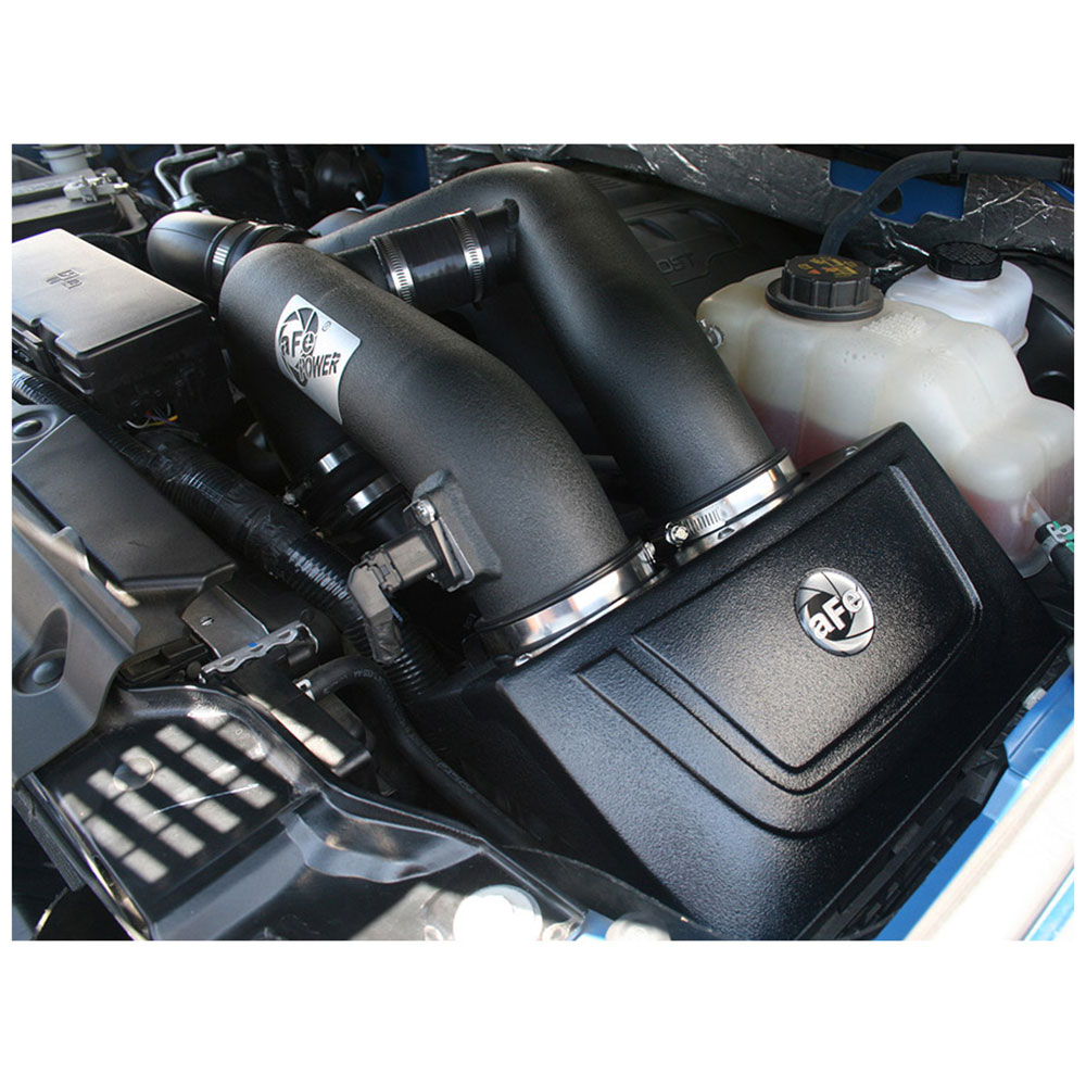 Truck Air Intake : Ford pick up truck air intake performance kit f