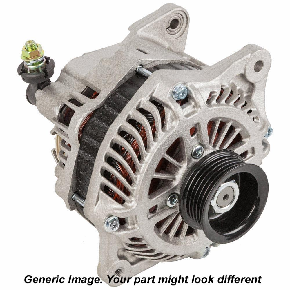 BMW 750iL Alternator