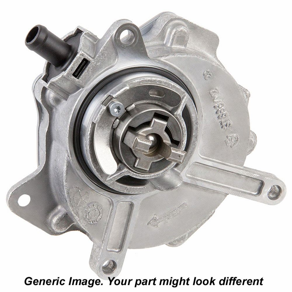 BMW M6 Brake Vacuum Pump