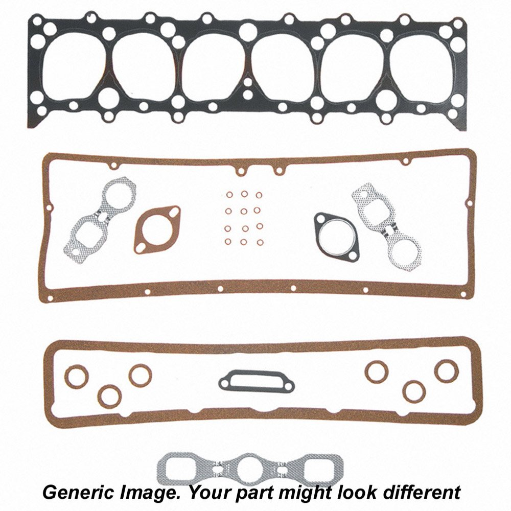 BMW 328is Cylinder Head Gasket