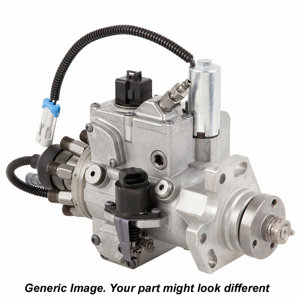 International  Diesel Injector Pump