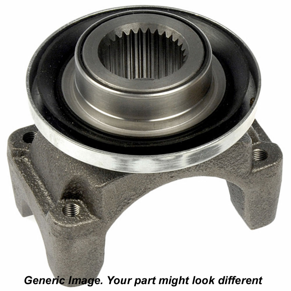 Jeep Grand Cherokee Differential Pinion Yoke