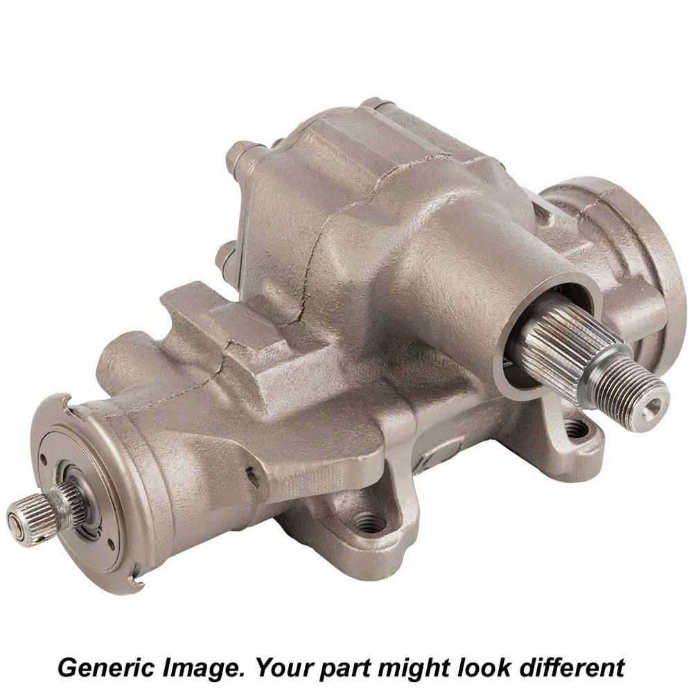 International  Power Steering Gear Box