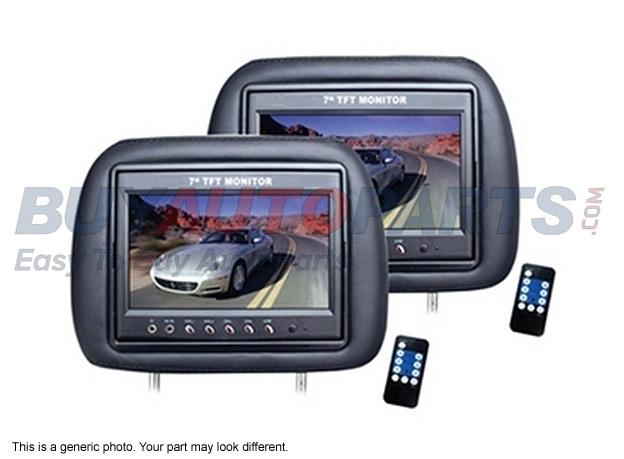 Headrest Monitors